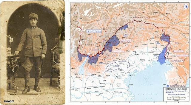 Brigata Sassari a la Primera Guerra Mundial