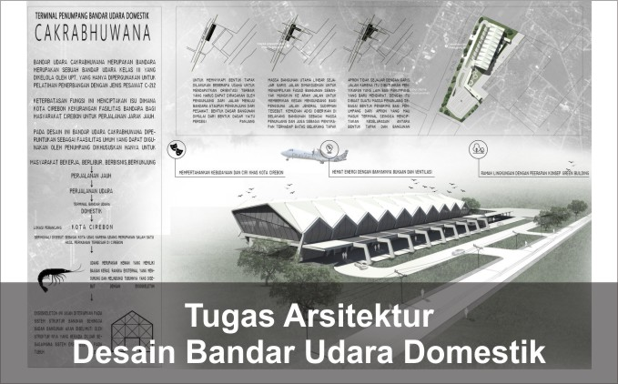 desain bandar udara