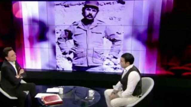 الفنان الكبير ربيع القاطي ،يرثي  والده شهيد حرب الصحراء المغربية ،وشهيد القضية الوطنية،وشهيد القوات المسلحة الملكية
