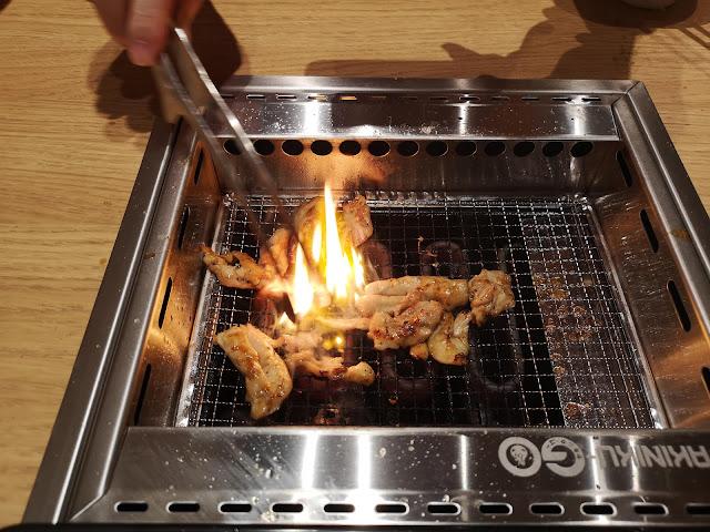 yakiniku - chicken
