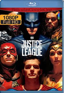Liga de la Justicia (Justice League) (2017) [1080p BRrip] [Latino-Inglés] [LaPipiotaHD]