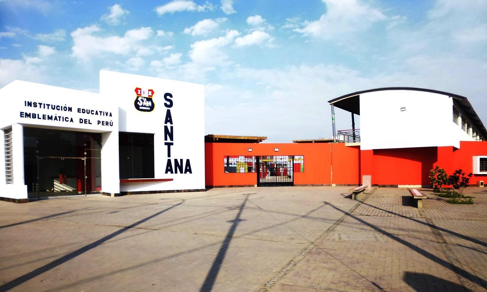 Colegio SANTA ANA - Chincha Alta