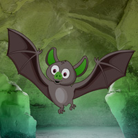 Games2Rule - Fuzzy Bat Cave Escape