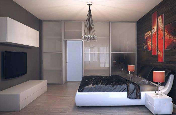 The Best New Bedroom Designs And Ideas Bedroom Styles - High tech bedroom design