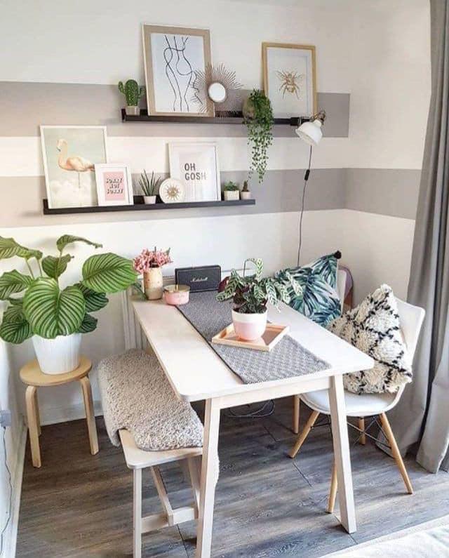 Idea Dan Tips Dekorasi Lampu Hiasan Ruang Makan Nadhie Wueen