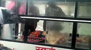 हिंदुस्तान कॉपर लिमिटेड मलाजखंड में क्रेशर प्लांट के पट्टे की चपेट में आने से एक मजदूर की मौत