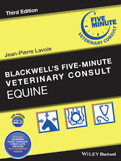 Blackwell's Five-Minute Veterinary Consult Equine 3rd Edition