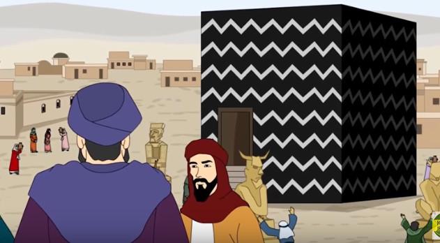 Kisah Perjanjian Baiat Aqabah Kubro
