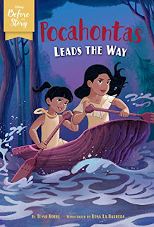 Disney Before the Story: Pocahontas Leads the Way