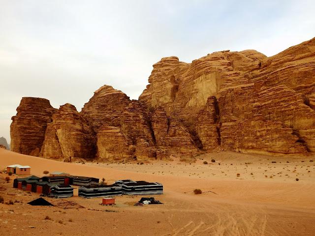 desierto jordania dormir