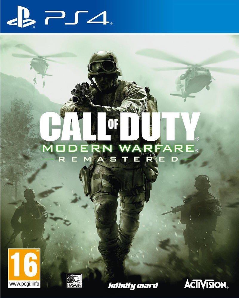 تحميل لعبة الأكشن و الحرب Call Of Duty Modern Warfare