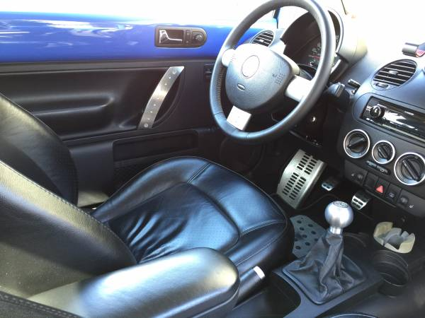 Used 2001 Vw New Beetle Blue By Owner