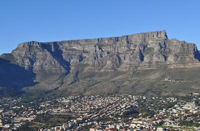 Kenampakan alam negara Afrika Selatan