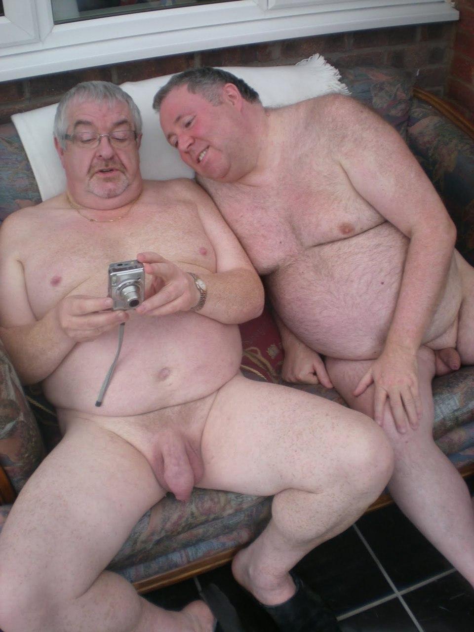 Fat old men porn