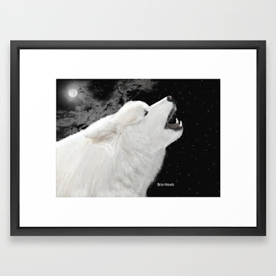 brio-howls-this-night-framed-prints