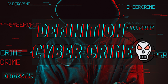 what is cybercrime?