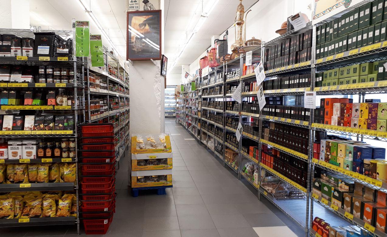 Bahadourian - A l'intérieur de la boutique