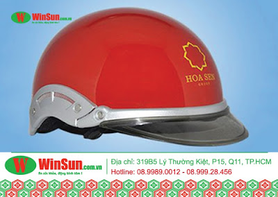 Mũ bảo hiểm cho người đầu to