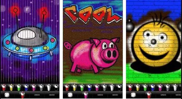 5 Aplikasi Graffiti Paling Keren di Andorid