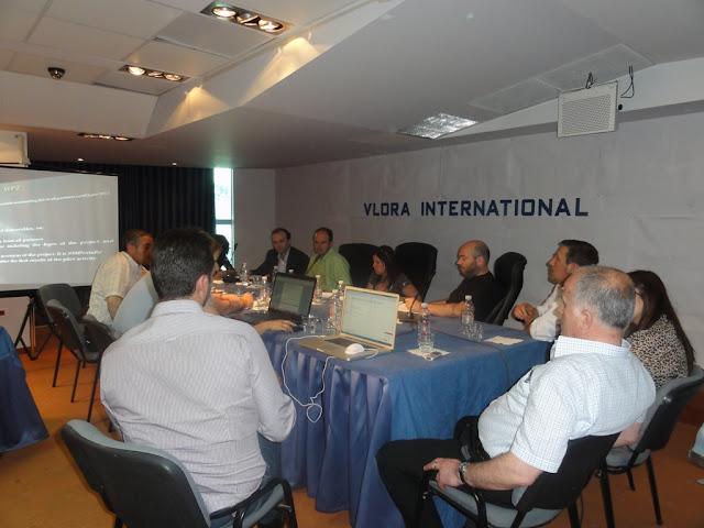 2η Διασυνοριακή συνάντηση του προγράμματος SSMNature