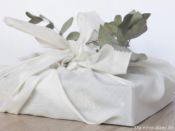 En marche vers le Zéro Déchet #11 Emballage Cadeau Furoshiki