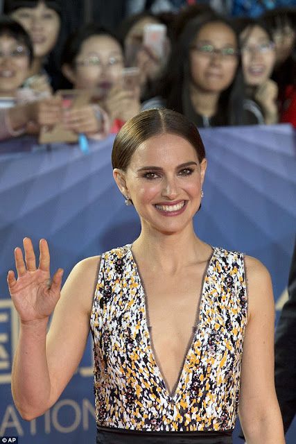 Natalie Portman at the Beijing Film Festival
