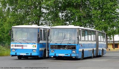 Karosa B741 i Karosa C744, Transgór Rybnik
