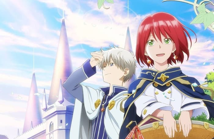 Akagami no Shirayukihime BD (Episode 01 – 12) Subtitle Indonesia + OVA