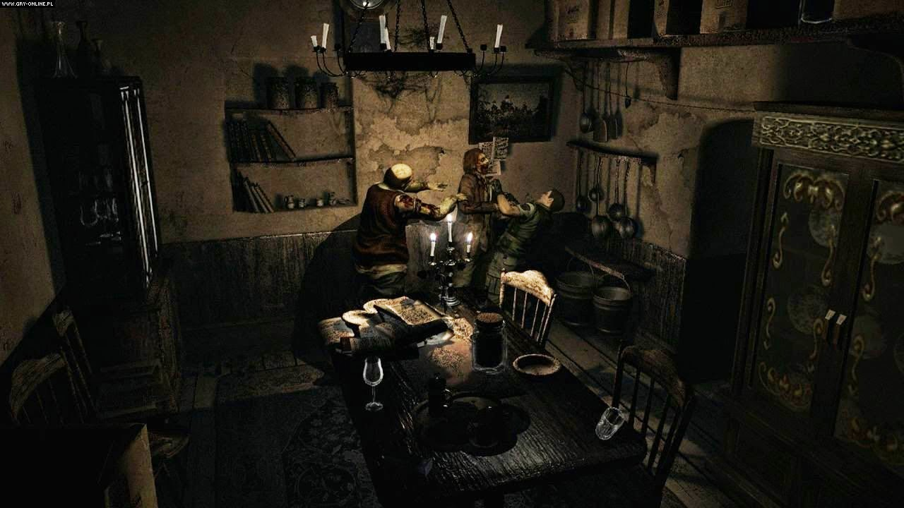 Free Download Resident Evil HD Remaster Pc Game Full Version