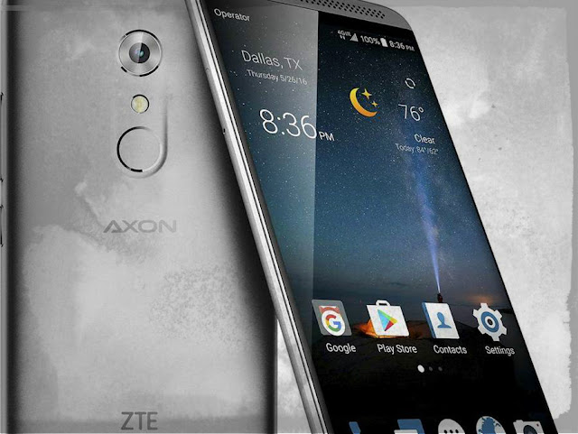 ZTE Axon 7 Review and Phostos