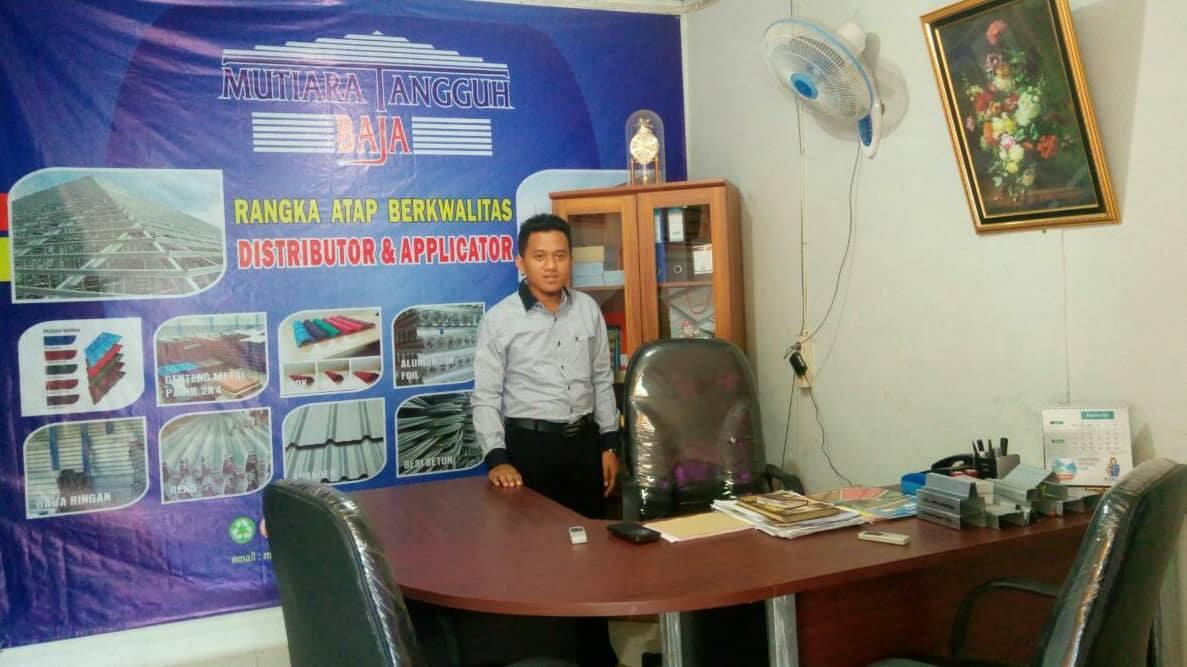 toko baja ringan di depok agen distributor dan aplikator