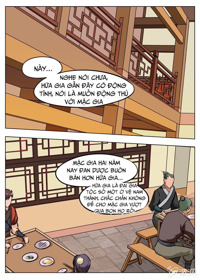 Đại Kiếm Thần Chapter 168 video - truyenmh.com