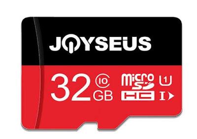 JOYSEUS 32 GB Micro SD Card