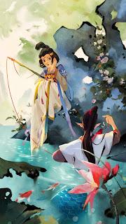 Pei Jin and Chu Yunqing art