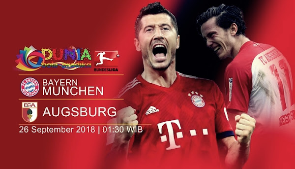 Nhận định Bayern Munich vs Augsburg: Derby không cân sức