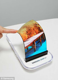 Samsung OLED  ekran