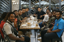 Fachrul Razi Serap Aspirasi Mahasiswa Asal Papua di Aceh