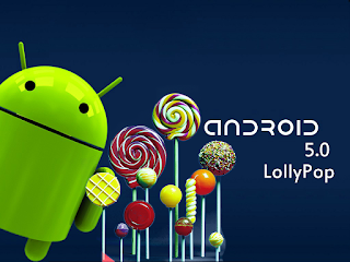 Android Lollipop 5.0.1