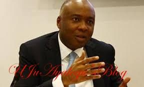 Saraki denies plans to raise petrol pump price