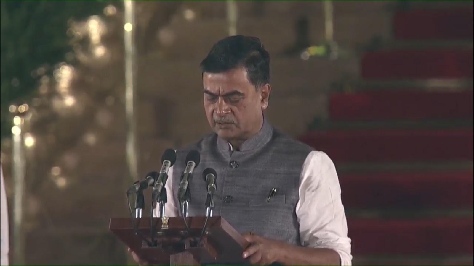 मोदी के दूसरे कार्यकाल में मंत्री बने आरा के सांसद आर के सिंह
