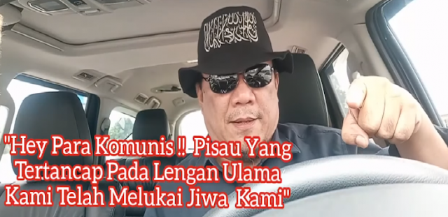 Ustad Yahya Waloni Meledak-ledak: Saya Siap Memimpin Para Ustad Perang Melawan Komunis!