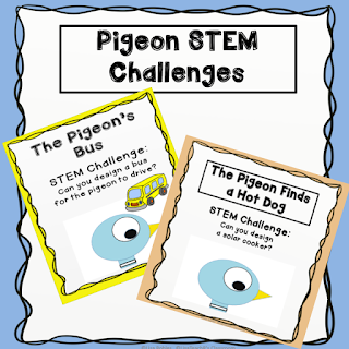 Pigeon stem challenge bundle Lisa Robles