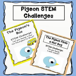 Pigeon stem challenge bundle Lisa Robles