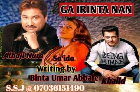 GA IRINTA NAN!!! Hausa Novels