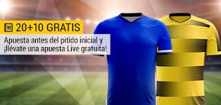 bwin promocion Schalke vs Dortmund 15 abril