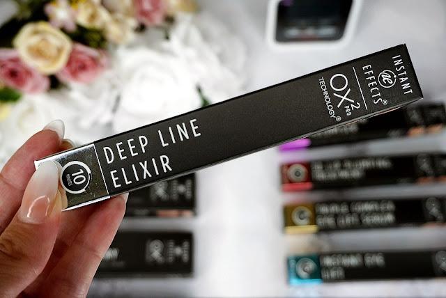 DEEP LINE ELIXIR my instant effects review