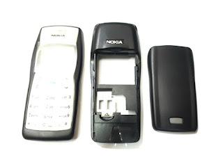 Casing Nokia 1100 Jadul New Fullset Casing Keypad Tulang