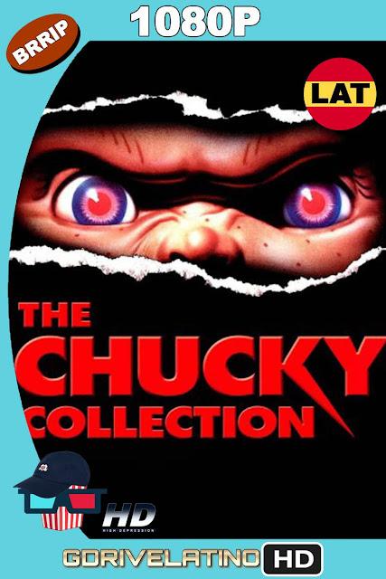 Chucky (1988-2019) Colección BRRip 1080p Latino-Ingles MKV