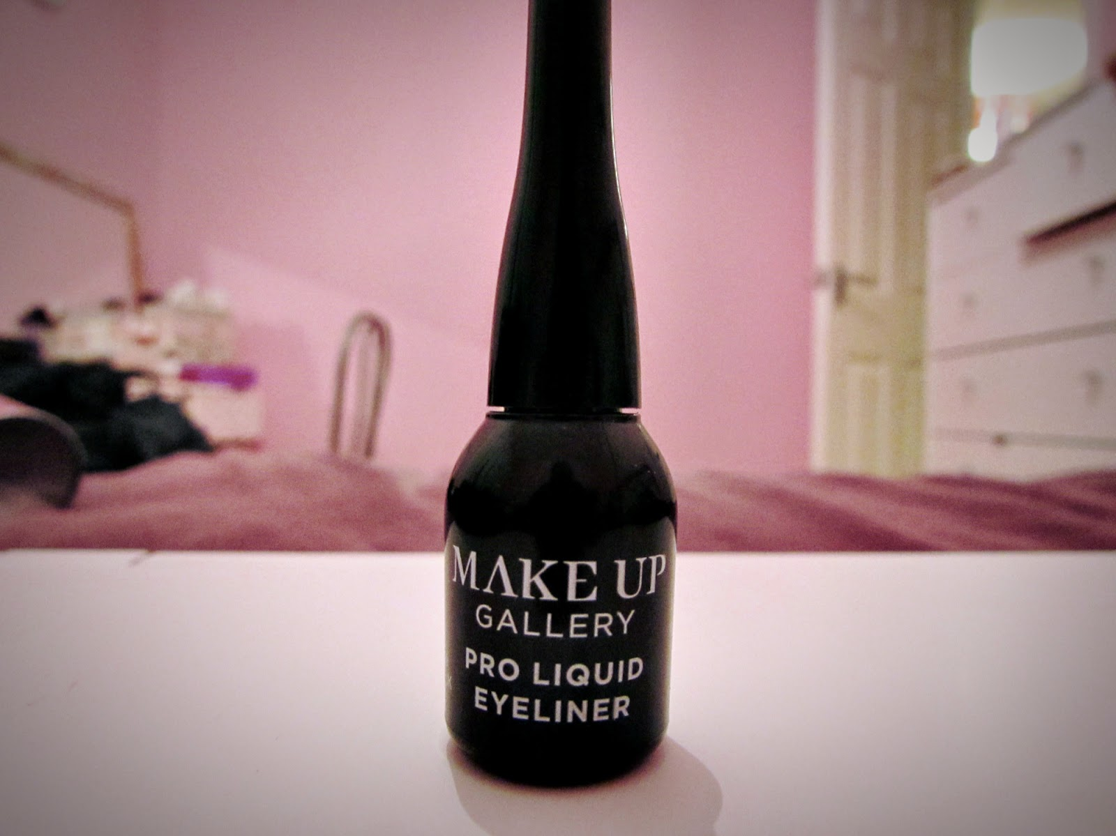 Poundland Makeup Gallery Liquid Eyeliner review