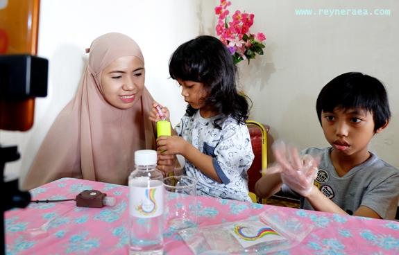 Tips Bermain FUNSTEM.ID DIY Hand Sanitizer